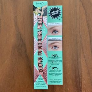 Benefit Browvo! Conditioning Primer- New in Box